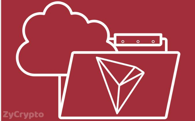 TVM Launch Takes Tron TRX to top of Crypto Market ⋆ ZyCrypto