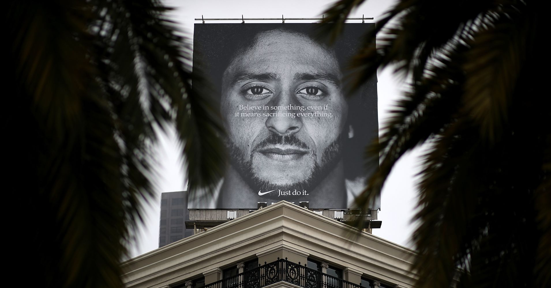 Bogus Nike coupon featuring Colin Kaepernick offers discount to 'people of color'