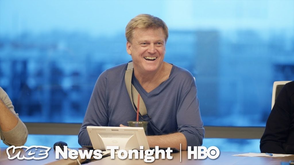Overstock.com's CEO Wants To Undermine Wall Street With The Tech Behind Bitcoin (HBO)