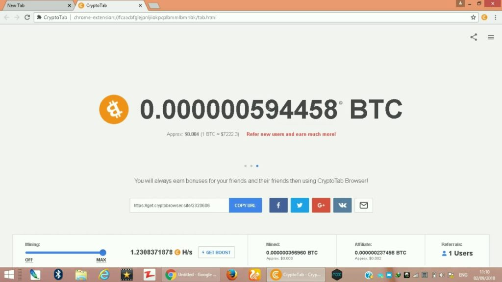 Free Bitcoin Mining Browser – Browse and Earn Bitcoin 100% Trusted (Hindi)