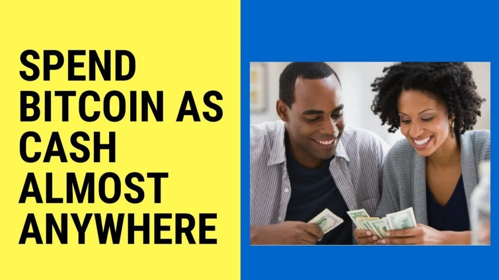 HOW TO SPEND BITCOIN ALMOST ANYWHERE WITH THIS CARD! [RE-EDIT]