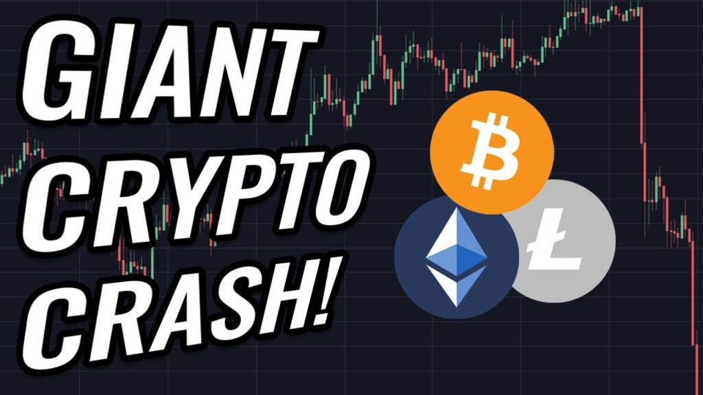 Massive Bitcoin & Crypto Market Crash! How Low Will We Go?! BTC, ETH, BCH, LTC & Cryptocurrency News