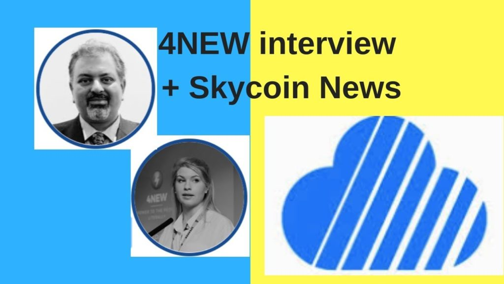 4New Interview! Skycoin Update! Profitable Bitcoin Mining