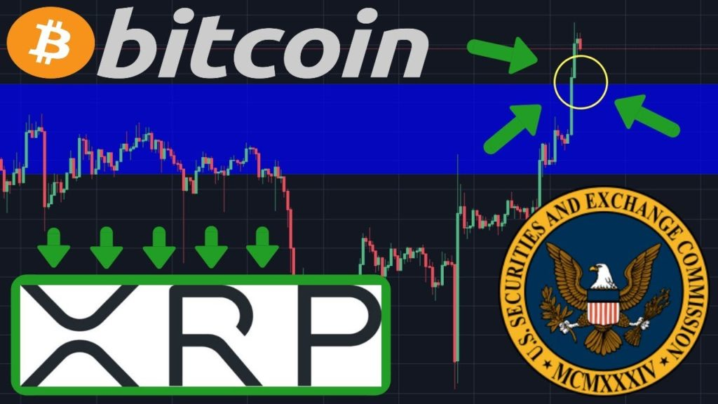 Bitcoin Moving!! Ripple Surging 87% & SEC Delays Bitcoin ETF To December?! What Is Happening??