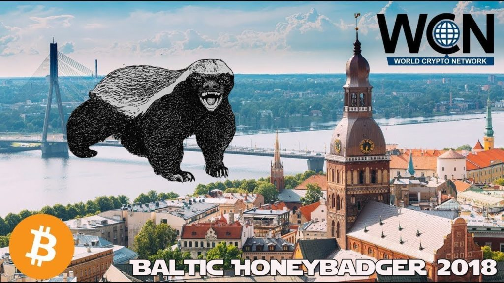 Introducing Braiins OS Open Source Bitcoin Mining Software – Baltic Honeybadger 2018 Conference