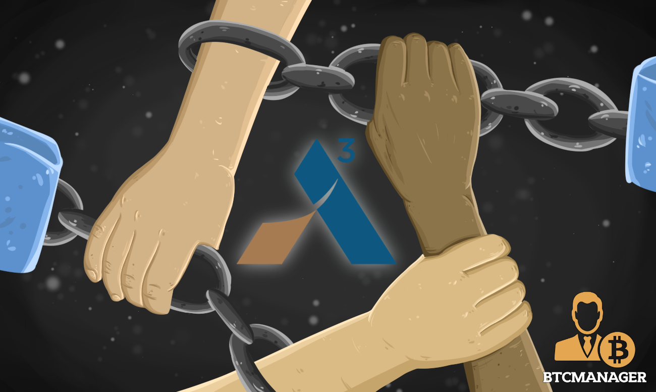 A-Cubed Launches DLT Project to Track Crypto Donations for Charities and Non-Profits | BTCMANAGER