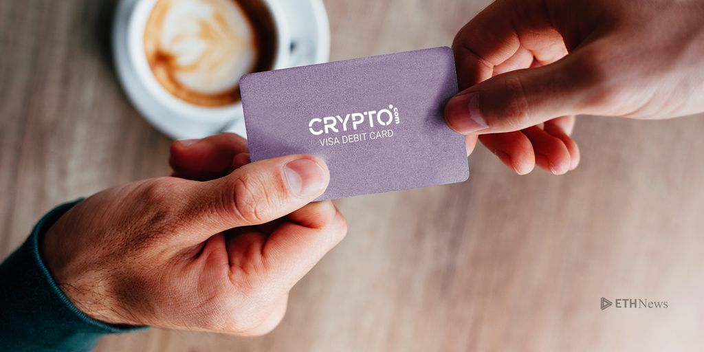 Crypto Startup To Issue Crypto Visa Debit Cards