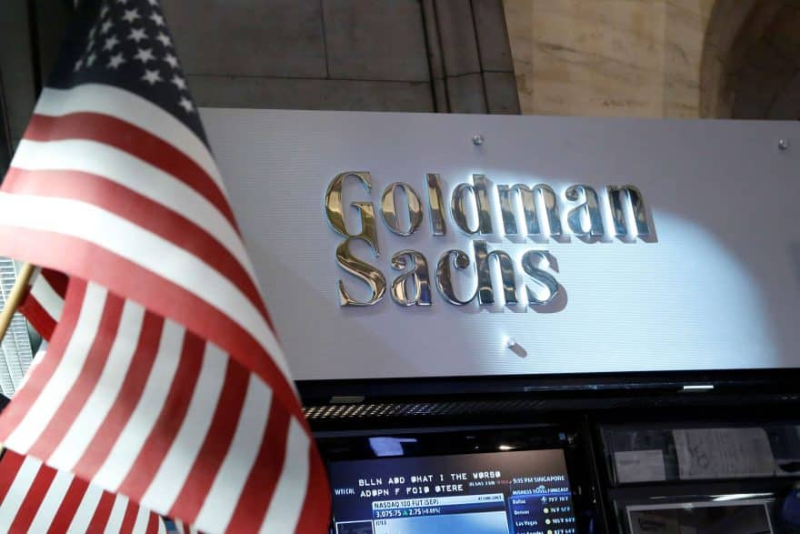 Bitcoin Wobbles as Goldman Shelves Crypto Desk