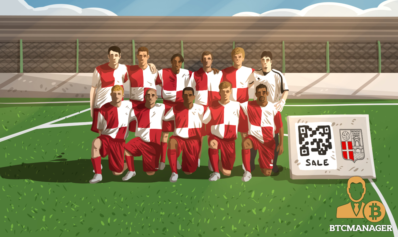 Rimini F.C. Becomes First Football Club To Be Purchased Using Cryptocurrency | BTCMANAGER