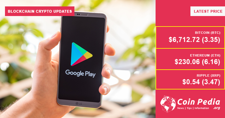 Cryptojacking Apps Discovered on Google Play
