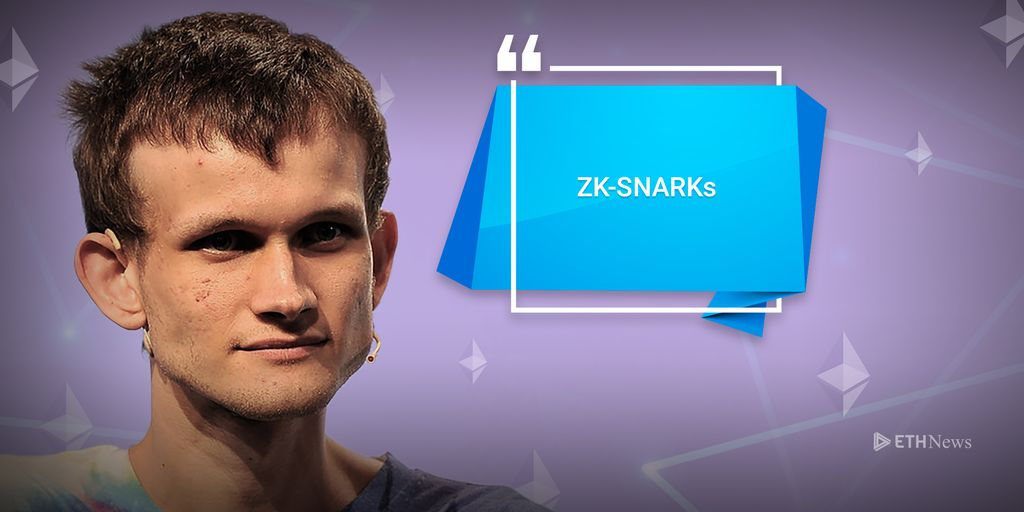Vitalik Buterin Weighs In On SNARKs For Layer 2