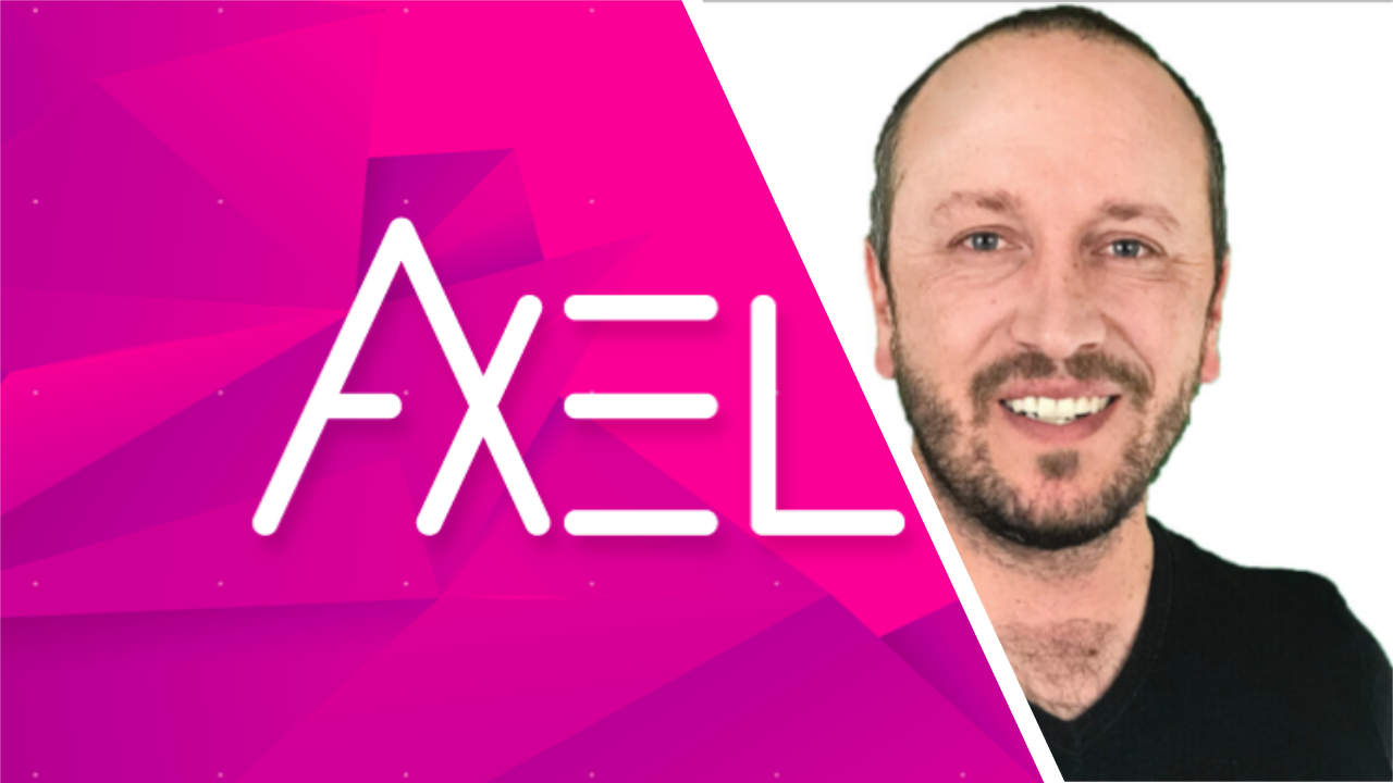 Interview: AXEL Allows Users to Take Control of Their Data – Jeremy Forsberg, CMO & VP