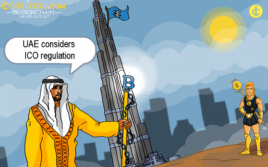 United Arab Emirates Considers ICO Regulation and the Nature of a Token