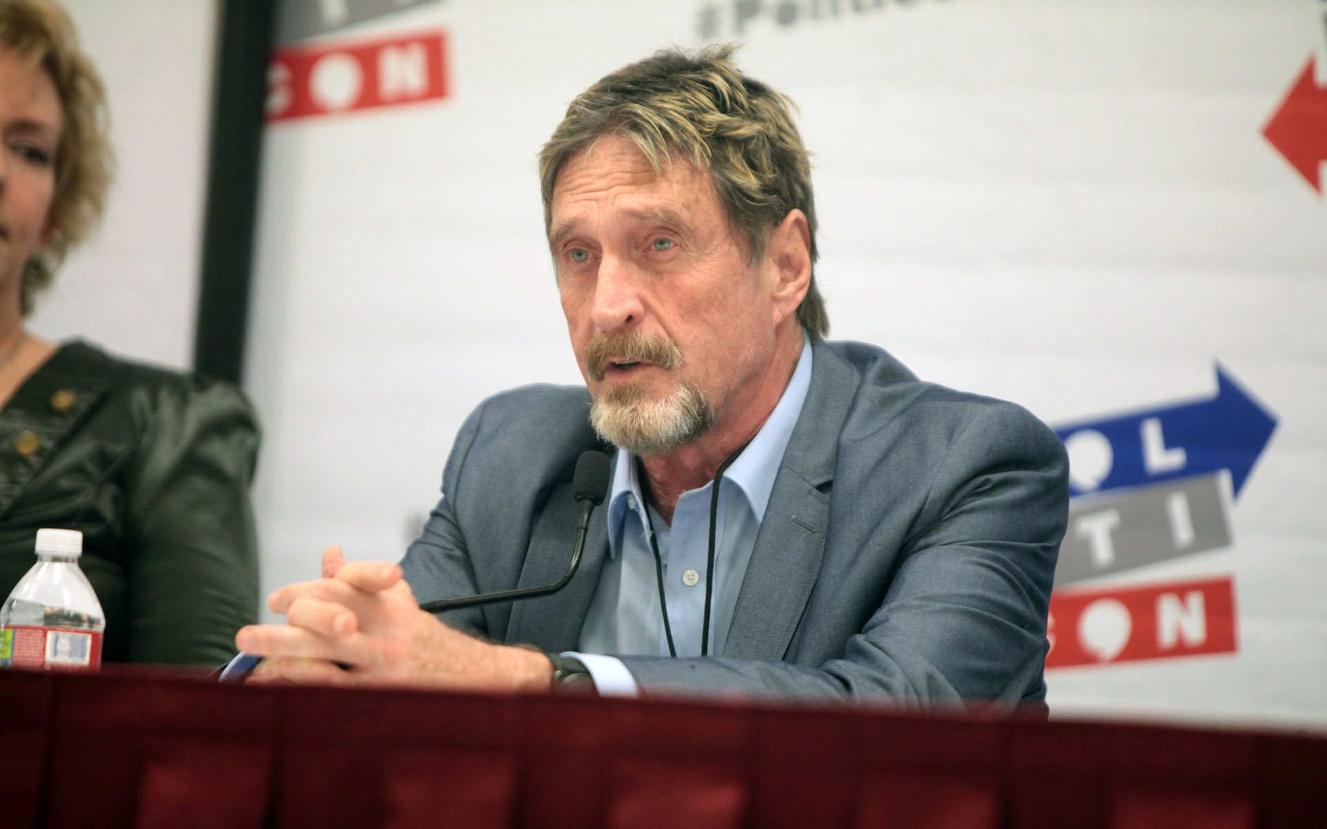 John McAfee Announces 'Anti-Corruption' Alliance Against HitBTC Exchange