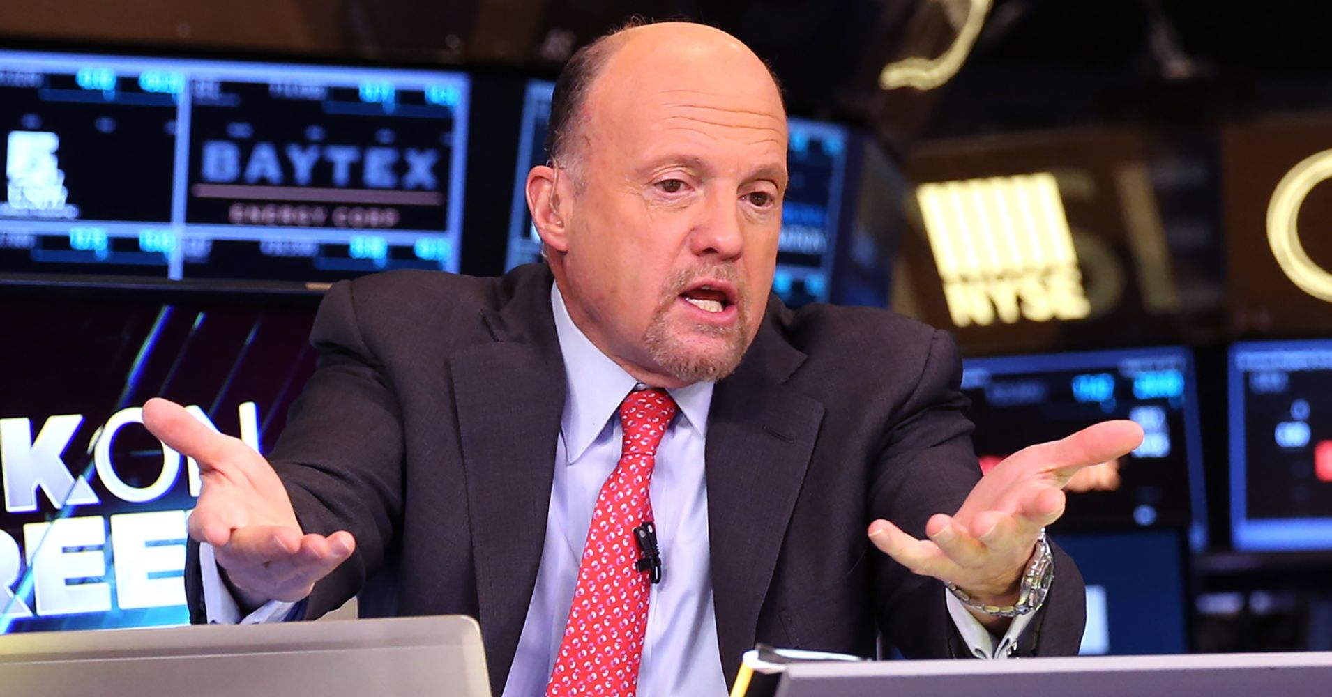 Cramer: The Fed is 'vastly out of touch' — I favor one more hike, then 'Yellen-ize' and hold