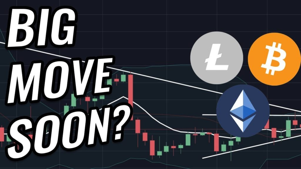 Bitcoin & Crypto Markets On The Verge Of Big Moves! BTC, ETH, BCH, LTC & Cryptocurrency News!