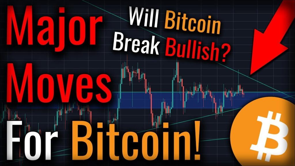 This Bitcoin Pattern Is About To End In A BIG Way – Bullish?