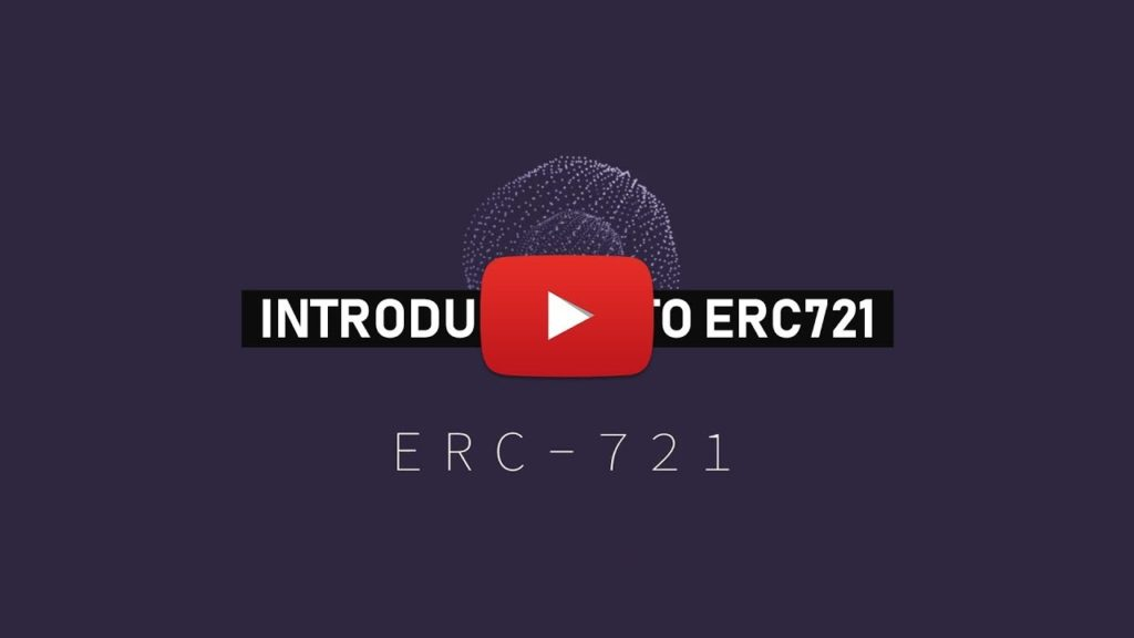 Introduction to ERC721