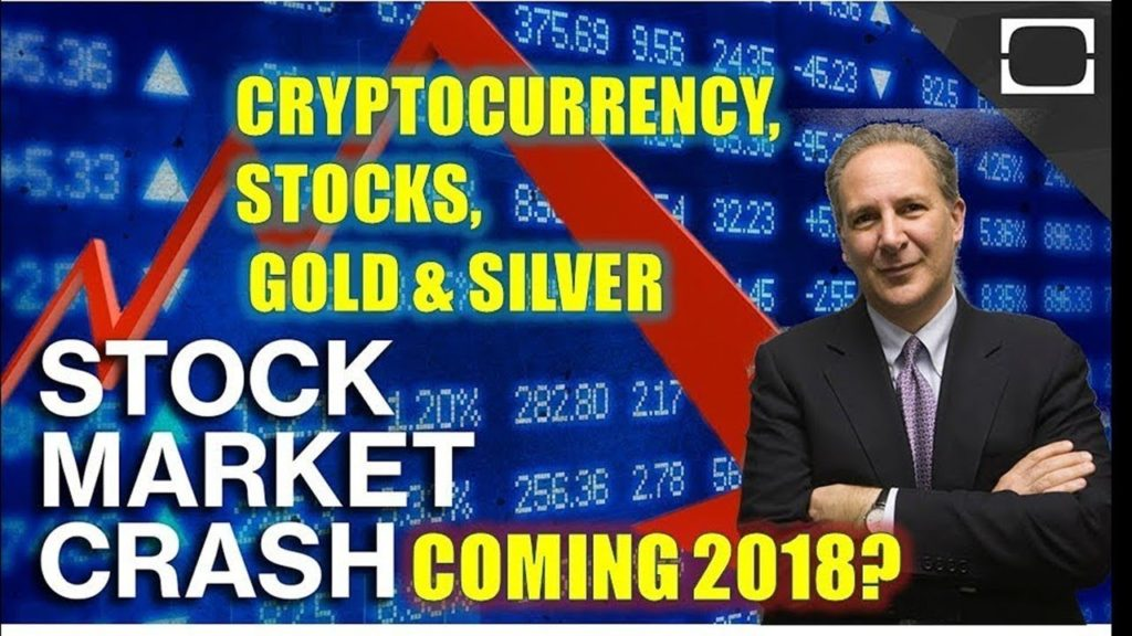 Gerald Celente Warns 2018: Stock Market Crash COMING 2018 Cryptocurrency, Stocks, Gold