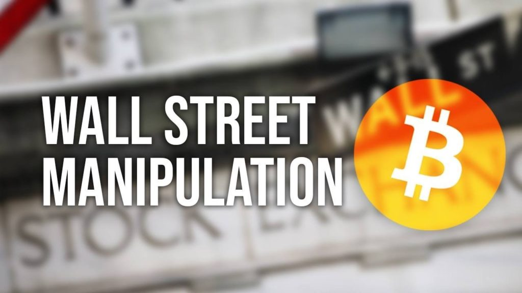 Wall Street Manipulation, Bitcoin & The History of Money