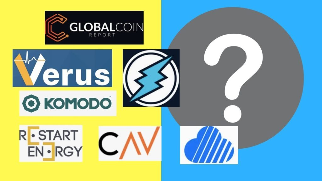Electroneum Interview   What happened? Updates   ETN, Restart Energy, Skycoin, Komodo, Caviar, Verus