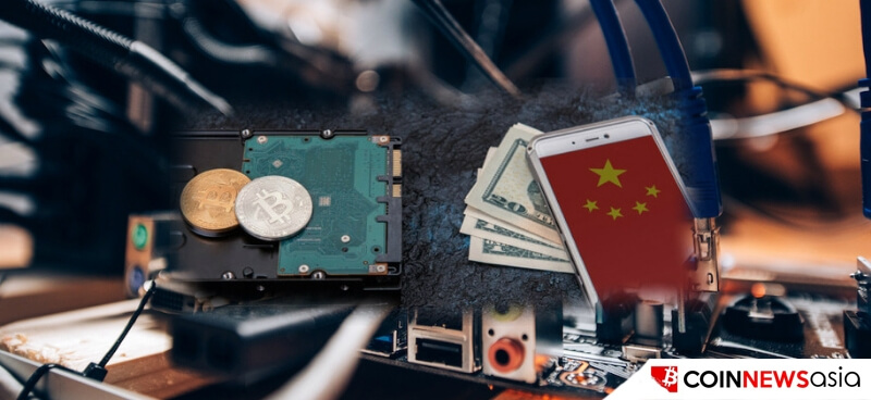 China's Bitcoin Mining Dominance Threatens Network