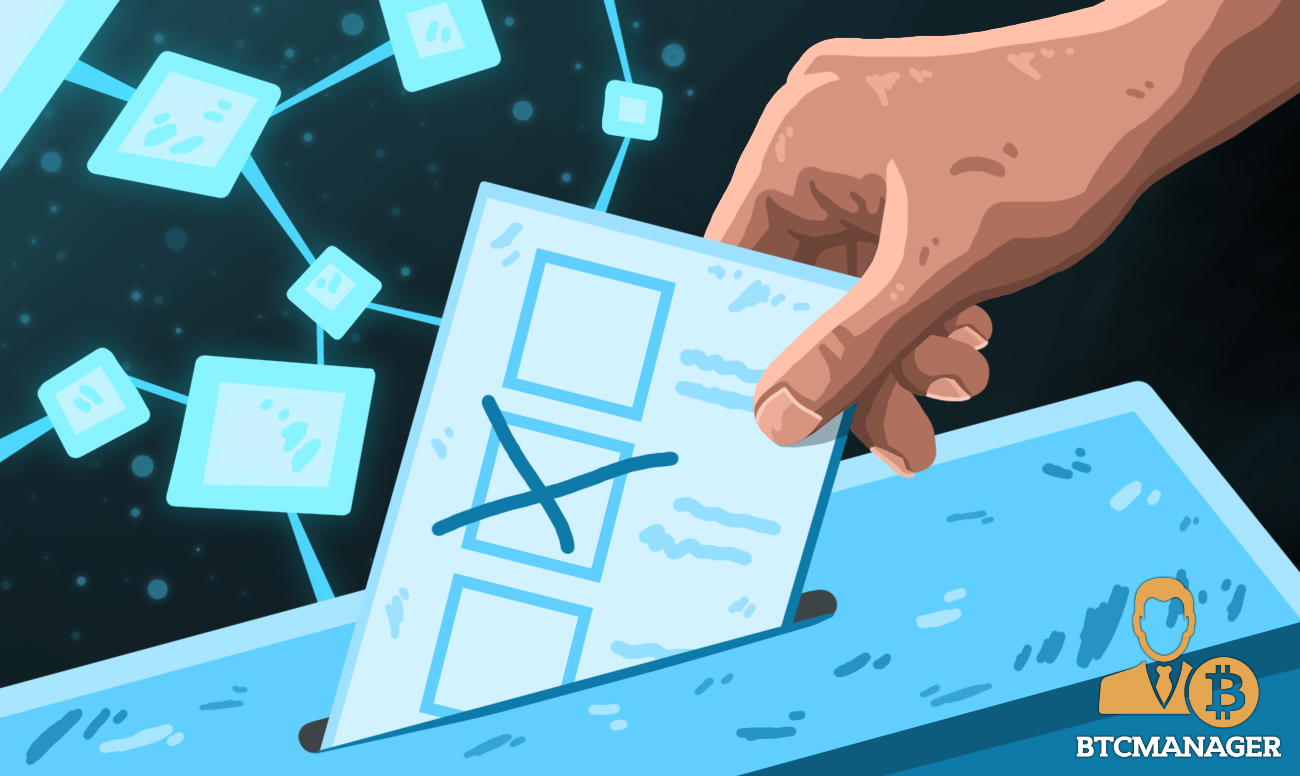 Blockchain Technology Could Make True Democracy Feasible Again | BTCMANAGER