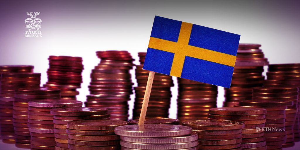 Sweden's Central Bank Looking To Develop National Digital Currency