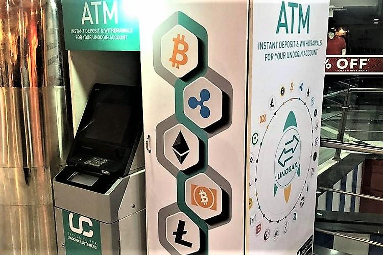Unocoin's Crypto ATM In India Seized, Co-founder Arrested