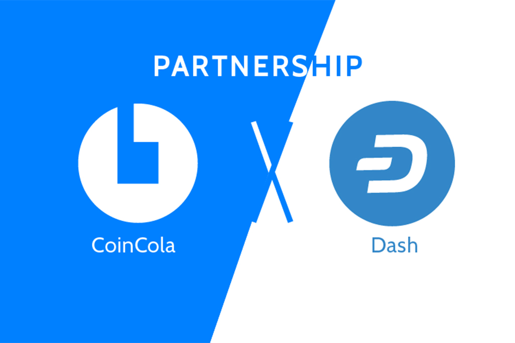 Asian Exchange CoinCola Expands Into The South American Market As It Partners With Dash