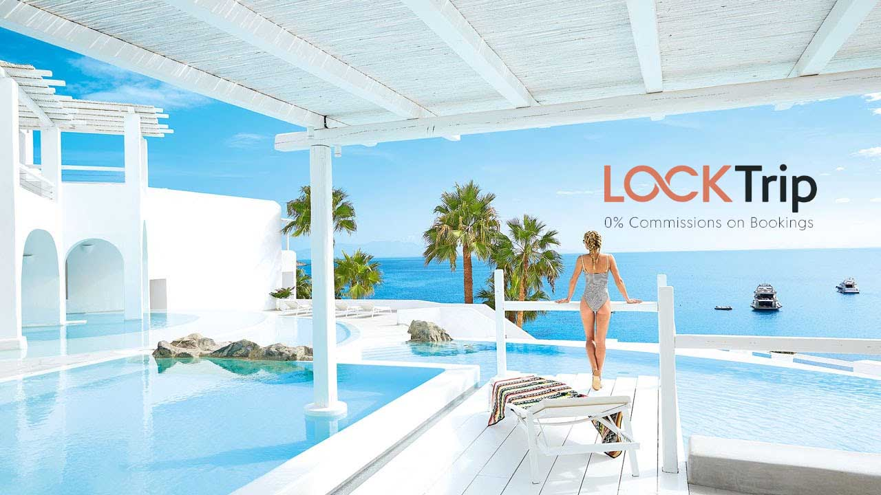 LockTrip reaches 400,000 Hotels soon to be bookable on their Platform, by far leading the Industry