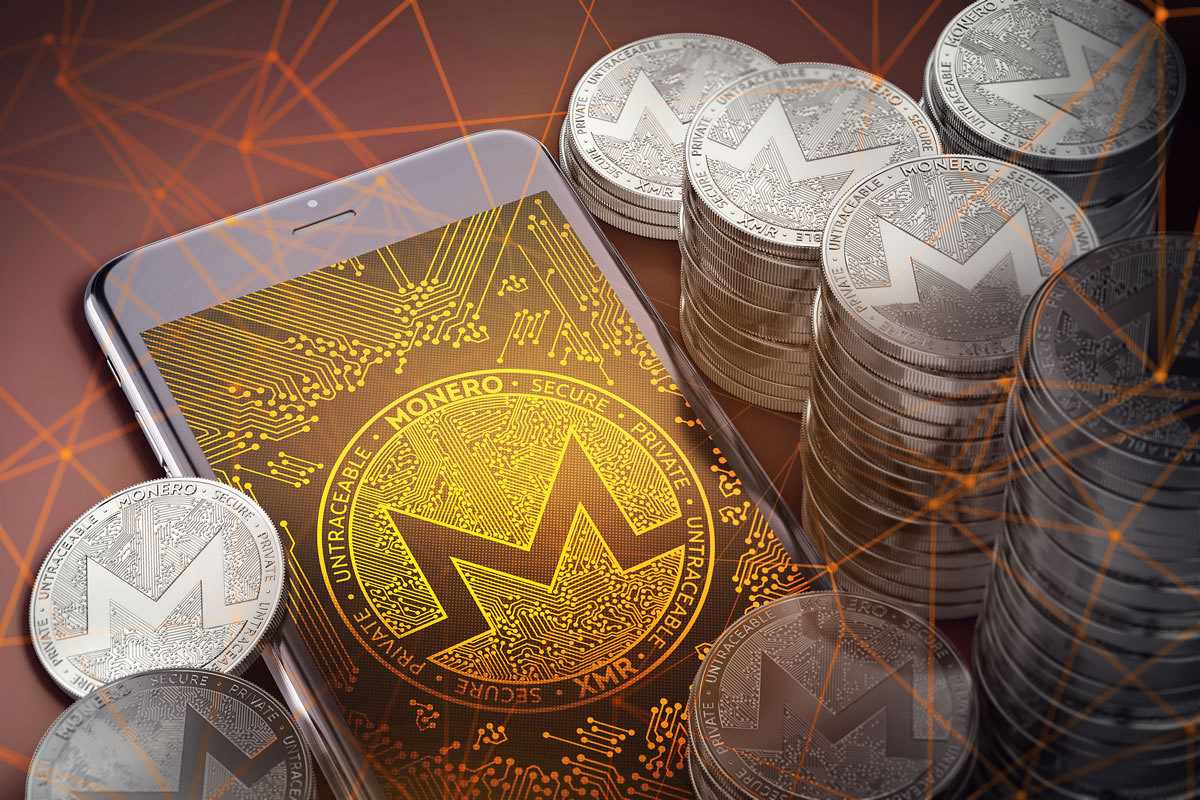 Monero Price Analysis: XMR Collapses ahead of Software Update