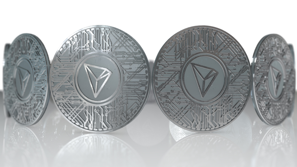 TRON Price Might Rebound as Tron Virtual Machine Goes Live Today