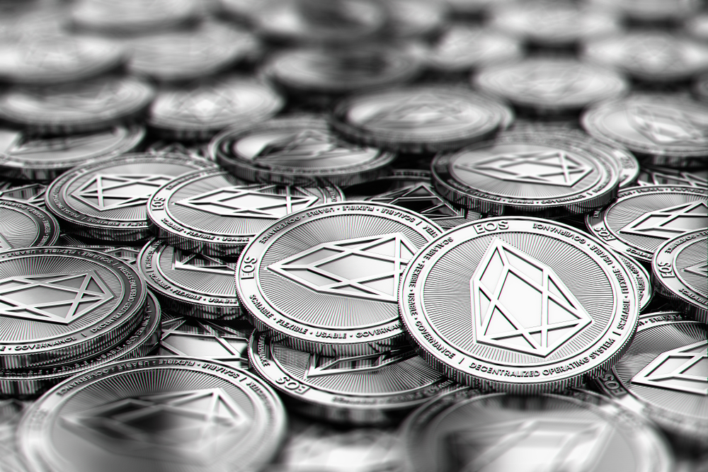 EOS Price Downtrend Should end Soon as dApp Festa Kicks Off