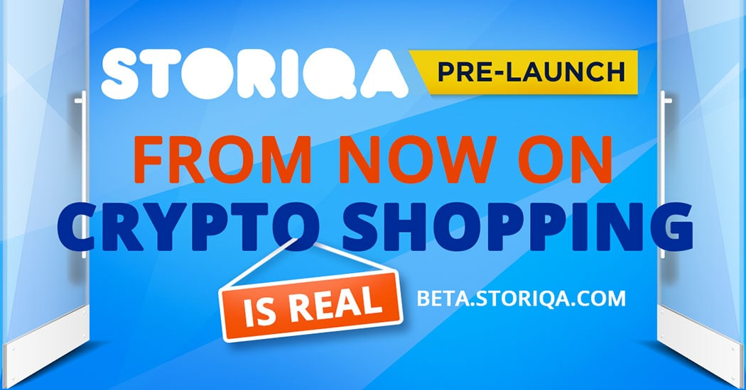 Storiqa Announces The Launch Of Marketplace Test With Focus On APAC