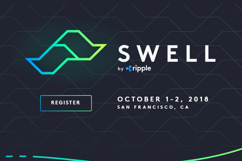 Ripple's Swell Conference 2018 to Kick-Off Today