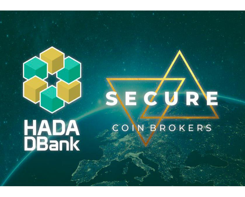 Hada DBank Form Strategic Alliance with Secure Coinbrokers ⋆ ZyCrypto