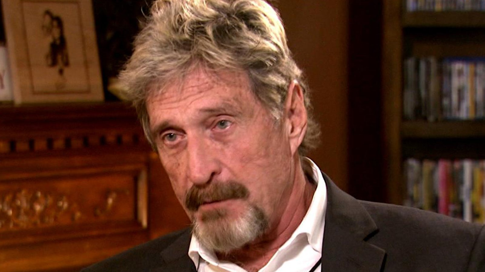 John McAfee Says Relax During this Bear Market