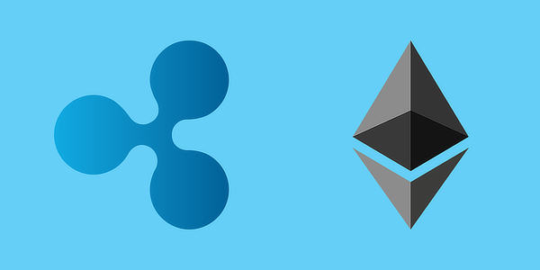 Ripple Overtakes Ethereum as Bitcoin's Market Cap Falls Below $100 Billion