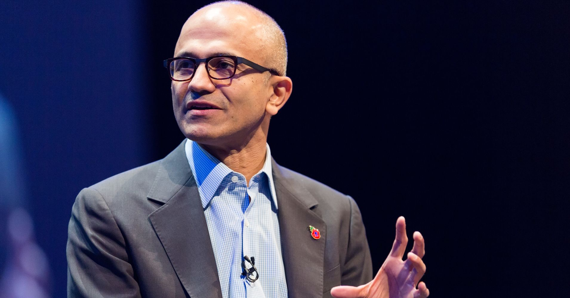 Microsoft CEO Satya Nadella: Tech companies need to defend privacy as a human right