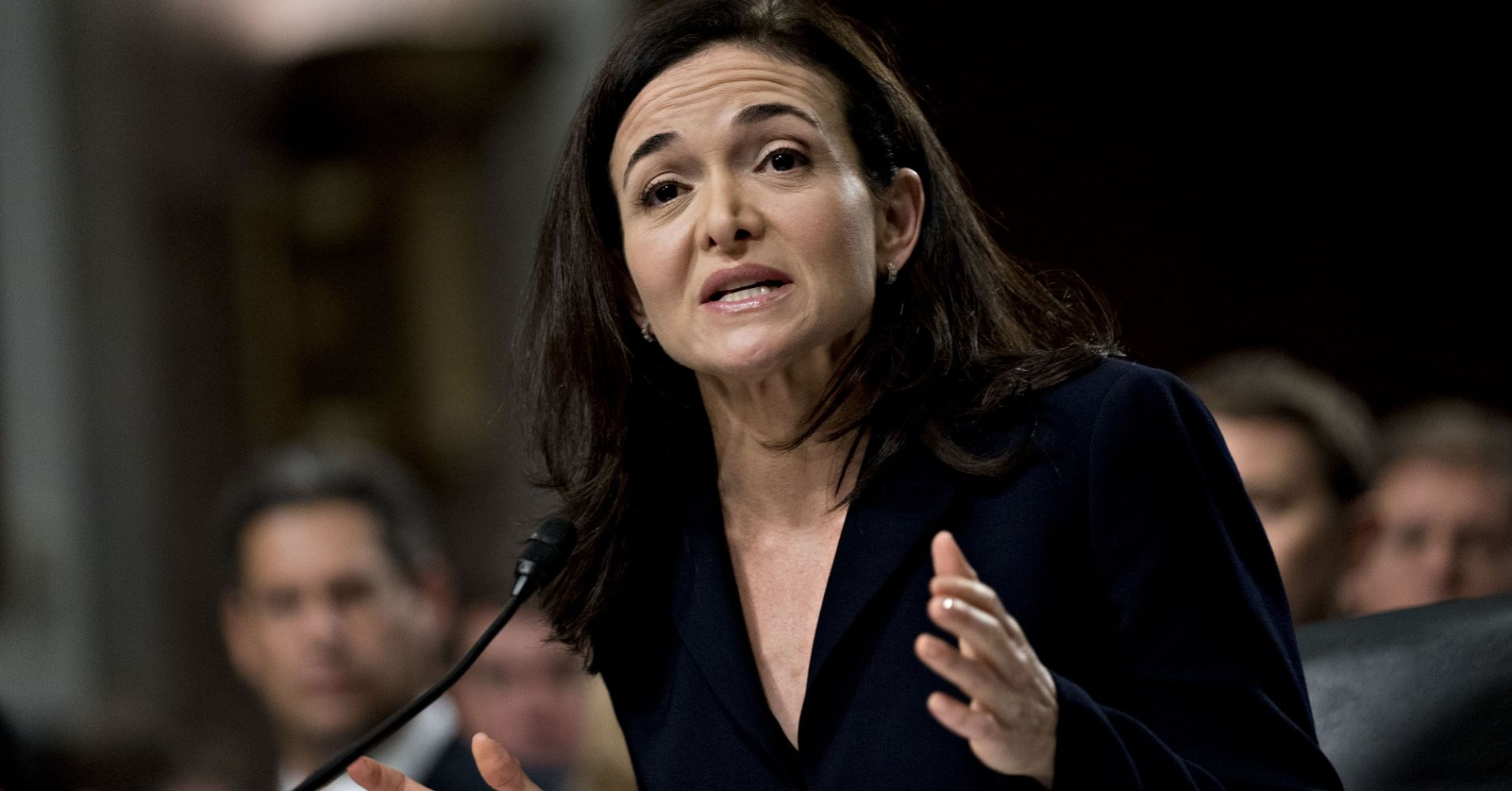 Facebook's story on Sandberg and ongoing obsession with Soros keeps evolving — here's the latest
