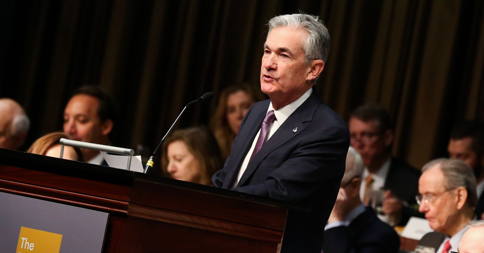 After Powell comments, traders see just one rate hike next year