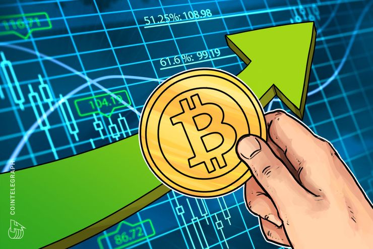 Crypto Markets See Widespread Wave of Green, Bitcoin Pushes $6,500