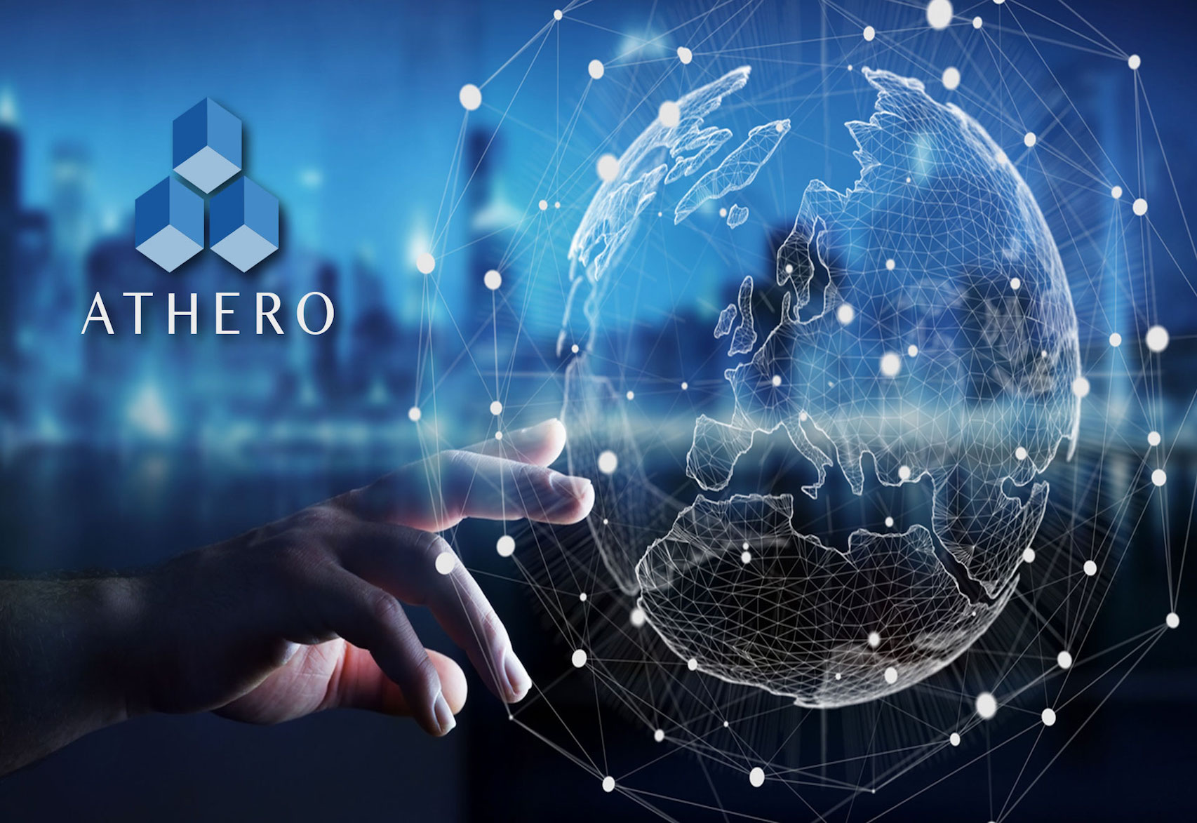 Athero to Bring Together Market Place and Finance Using IoT and Blockchain