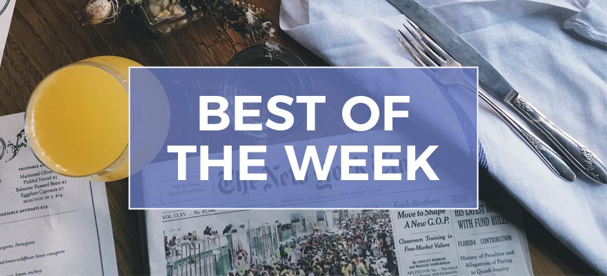 Bitcoin Legal Precedent in China, FX Wages Rising – Best of the Week