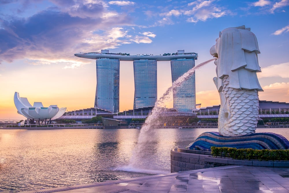 Singapore Gov't Develops Blockchain Based Security Token System