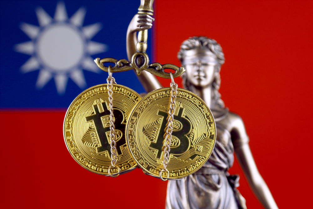 Taiwan To Amend Laws Against Anonymous Cryptocurrency Transactions