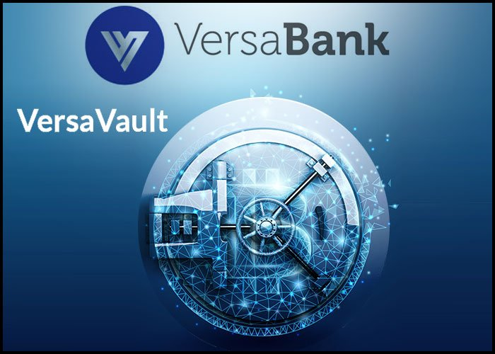 VersaVault Initiates Commercialization Of Its Safety Deposit Box For Cryptocurrency