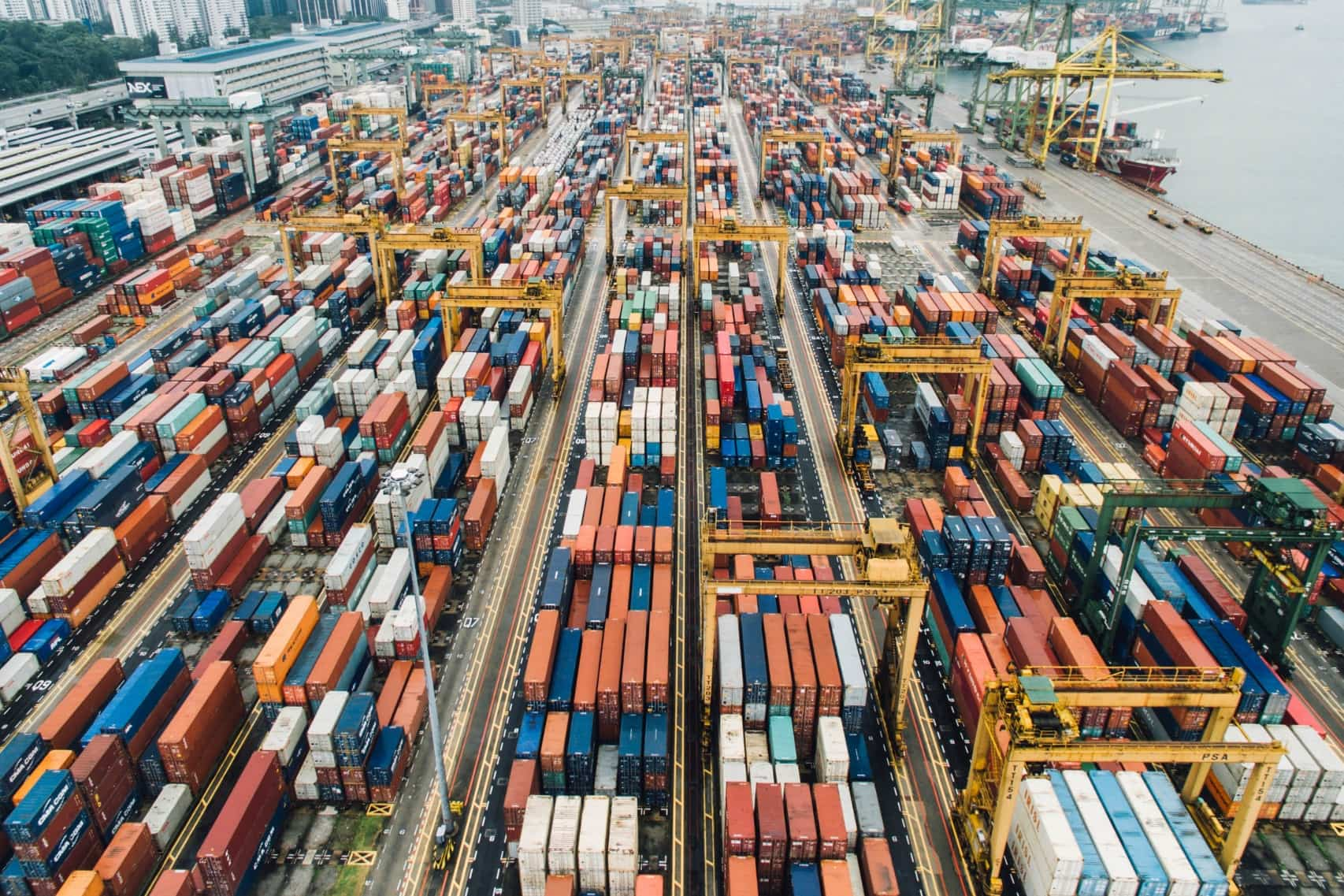 4 Projects Using Blockchain to Transform Trade and Transport