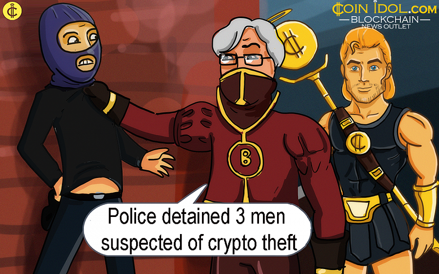 Bulgarian Local Police Arrested 3 Men in $5M Crypto CyberTheft